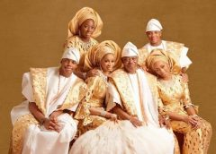 How I adjusted myself to fit into Chief Rasaq Okoya's life – Sade Okoya reveals what sustains her marriage